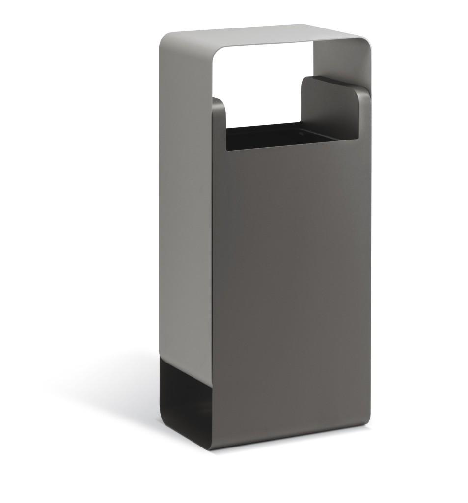 0+0 Abfallbehälter