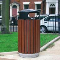 Asolo Abfallbehälter