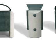 Eclisse Iron Abfallbehälter