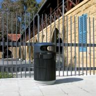 Millennium Abfallbehälter
