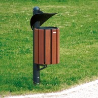 ala wood Abfallbehälter
