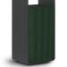 box iron Abfallbehälter