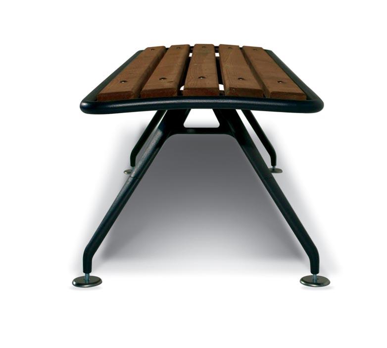 Parkbank rio wood piana