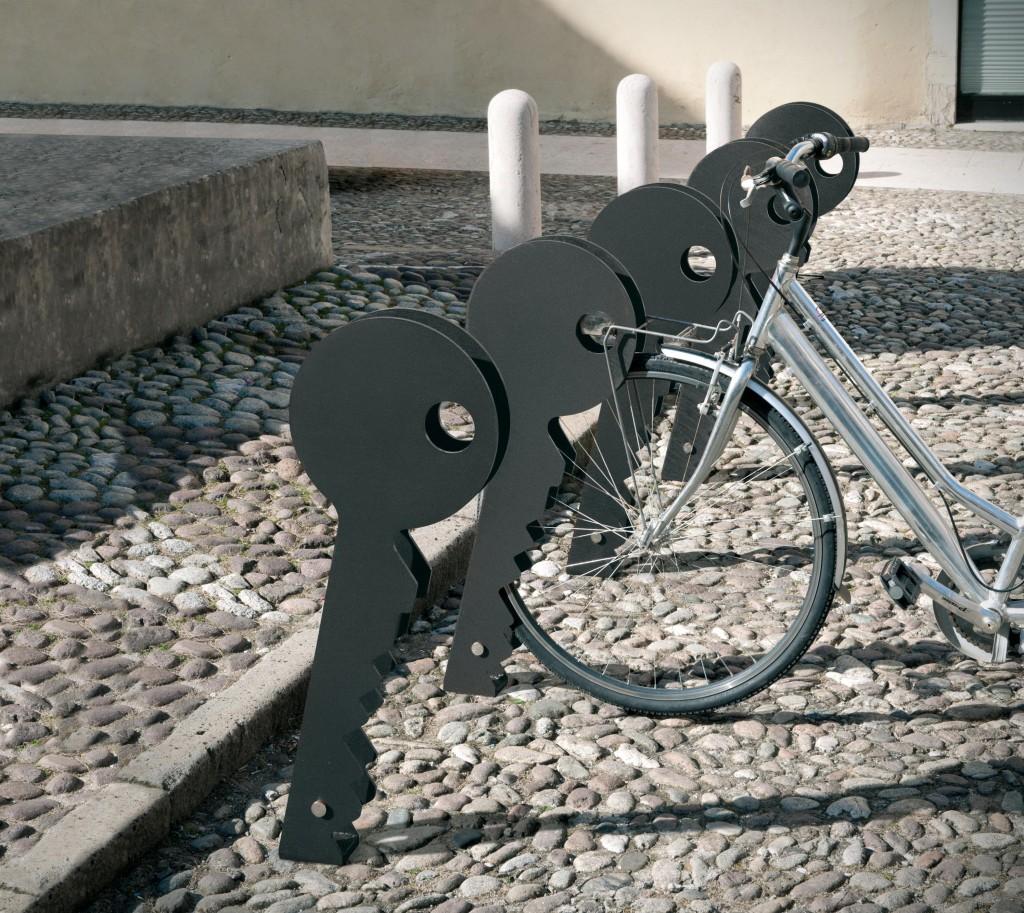 chiave Fahrradparker