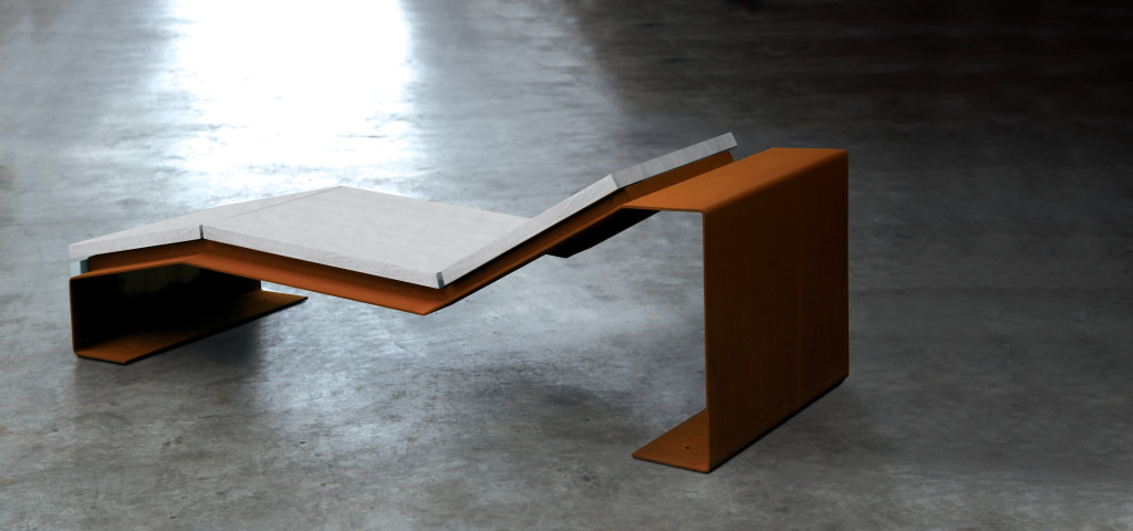 cortomadere chaiselongue