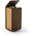 yes wood Abfallbehälter