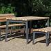 Tischgruppe Bonn Füße außen 2