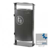 LX92 Stand Abfallbehälter