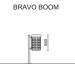 BRAVO-BOOM Abfallbehälter Abmessungen