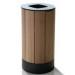 Spencer wood Abfallbehälter