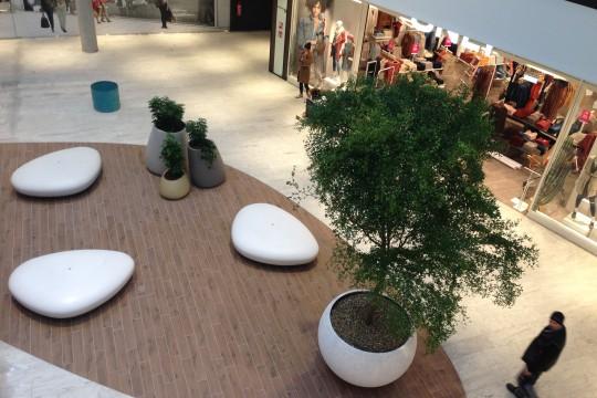 Stone's im Huma-Eleven Einkaufszentrum
