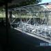 Falcolite Fahrradüberdachung