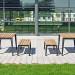 Tischgruppe Bonn Füße außen